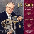 Okładka: Bach Johann Sebastian, Johann Sebastian Bach, Horn