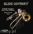 Okładka: Vergere Cédric, Slide Odyssey, Trombone & Bass Trombone
