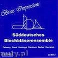Okładka: Süddeutsches Blechbläserensemble, Brass Impressions