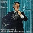 Okładka: Mozart Wolfgang Amadeus, Mozart Horn Concerti, Horn