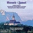 Okładka: Müncher Gabrieli Ensemble, Barock-Juwel