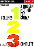 Okładka: Leavitt William, A Modern Method For Guitar - Volumes 1, 2, 3 Complete