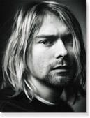 Okładka: , Cobain w Rolling Stone