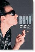 Ok�adka: Wall Mick, Bono. �wi�ty i grzeszny