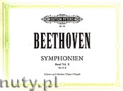 Okładka: Beethoven Ludwig van, Symphonies for Piano 4 Hands, No. 6 - 9, Vol. 2