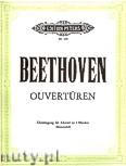 Ok�adka: Beethoven Ludwig van, Overtures