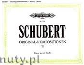 Ok�adka: Schubert Franz, Piano Duets (original), Vol. 2