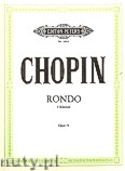 Ok�adka: Chopin Fryderyk, Rondo for 2 Pianos, Op. 73