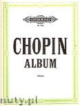 Okładka: Chopin Fryderyk, Selected Piano Pieces