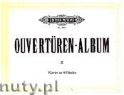 Okładka: Różni, Ouvertüren - Album für Klavier zu 4 Händen, Band 2
