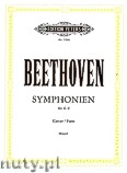 Okładka: Beethoven Ludwig van, Symphonies for Piano, Vol. 2 No. 6 - 9