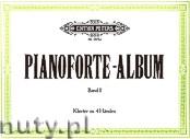 Okładka: Różni, Album for Piano 4 Hands,  Vol. 1: Original Compositions