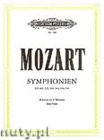 Okładka: Mozart Wolfgang Amadeus, Symphonies KV 385, 425, 504, 543, 550, 551 for Piano