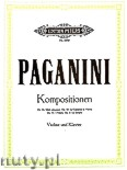 Ok�adka: Paganini Niccolo, Selected Compositions for Violin and Piano