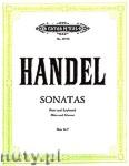 Ok�adka: H�ndel George Friedrich, Flute Sonatas, Vol.II (Fl�Pf/Harpsichord)
