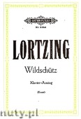 Okładka: Lortzing Albert, Der Wildschütz (Voice—Pf)