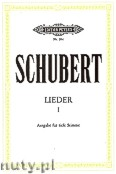 Ok�adka: Schubert Franz, Songs for Solo Voice and Piano, Vol. 1