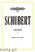 Okładka: Schubert Franz, Songs for Solo Voice and Piano, Vol. 1