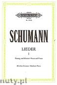 Okładka: Schumann Robert, Songs for Voice and Piano, Vol. 1 (Medium Voice)