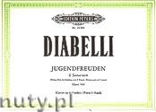 Ok�adka: Diabelli Antonio, Jugendfreuden, Op. 163