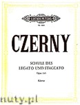 Ok�adka: Czerny Carl, School of Legato and Staccato for Piano, Op. 335