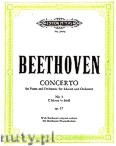 Okładka: Beethoven Ludwig van, Concerto No. 3 in C minor Op. 37 for Piano and Orchestra (Edition for 2 Pianos)