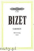 Okładka: Bizet Georges, Carmen, Opera in 4 Acts
