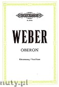 Okładka: Weber Carl Maria von, Oberon, Opera in 3 Acts
