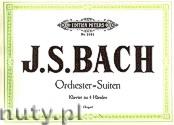 Okładka: Bach Johann Sebastian, Orchester - Suiten BWV 1066 - 1069