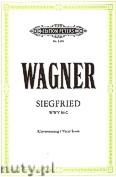 Okładka: Wagner Ryszard, Siegfried WWV 86 C