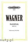 Okładka: Wagner Ryszard, Parsifal WWV 111