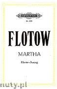 Okładka: Flotow Friedrich Freiherr von, Martha, Oper in 4 Akten