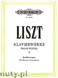 Ok�adka: Liszt Franz, Piano Works, Miscellaneous Transcriptions, Vol. 10