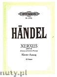 Okładka: Händel George Friedrich, Xerxes oder Der verliebte König, HWV 40