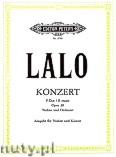 Okładka: Lalo Édouard Victor Antoine, Concerto No.1 Op.20 (Vln—Pf)