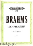 Okładka: Brahms Johannes, Symphonies for Piano