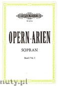 Okładka: Różni, Opera Arias for Soprano, Vol. 1