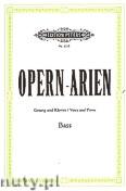 Ok�adka: R�ni, Selected Opera Arias for Voice and Piano