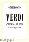 Okładka: Verdi Giuseppe, 7 Mezzo-Soprano Arias (High-medium  voice—Pf)