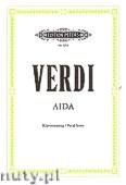 Okładka: Verdi Giuseppe, Aida (Voice—Pf)