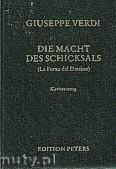 Okładka: Verdi Giuseppe, La Forza del Destino