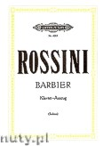 Ok�adka: Rossini Gioacchino Antonio, The Barber of Seville (Voice�Pf)