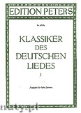 Ok�adka: R�ni, Classics of the German Songs for Voice and Piano, Vol. 1 (High Voice)