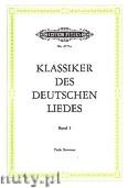 Ok�adka: R�ni, Klassiker des Deutschen Liedes, Band 1