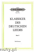 Okładka: Różni, Klassiker des Deutschen Liedes, Band 1