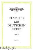 Okładka: Różni, Klassiker des Deutschen Liedes, Band 2