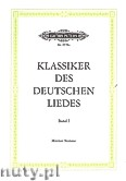 Ok�adka: R�ni, Classics of the German Songs for Voice and Piano, Vol. 1 (Medium Voice)