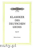 Ok�adka: R�ni, Classics of the German Songs for Voice and Piano, Vol. 2