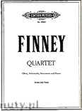 Okładka: Finney Ross Lee, Quartet for Oboe, Violoncello, Percussion and Piano