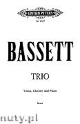 Okładka: Bassett Leslie, Trio